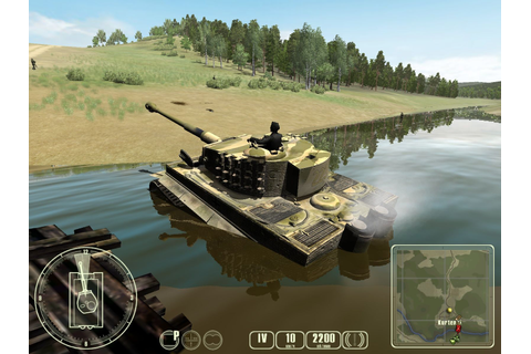 WWII Battle Tanks: T-34 vs. Tiger Screenshots for Windows ...