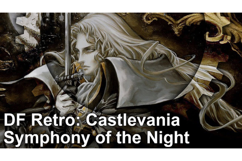 DF Retro: Castlevania Symphony of the Night In-Depth ...