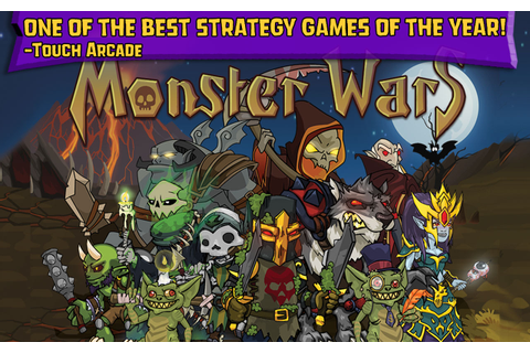 Amazon.com: Monster Wars