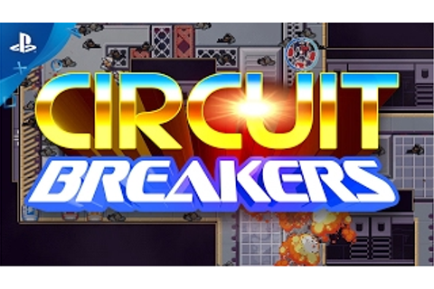 Circuit Breakers – Shoot All Robots Gameplay Trailer PS4 ...