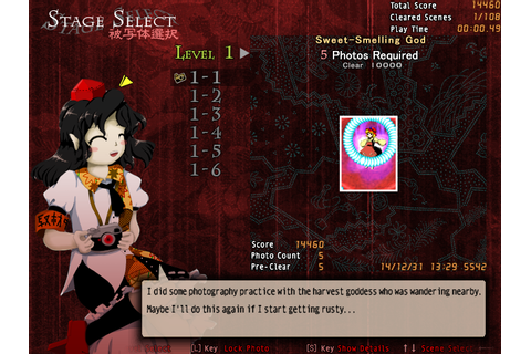 Donk Ultra Site Games: Download Touhou 12.5 - Double Spoiler