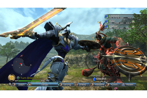 White Knight Chronicles II Screenshots - Video Game News ...
