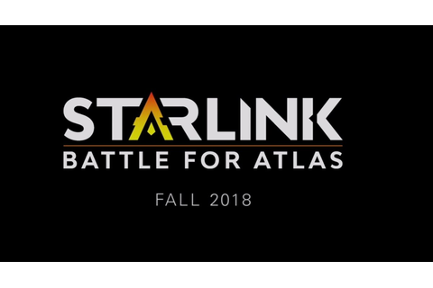 Starlink: Battle For Atlas Announced By Ubisoft