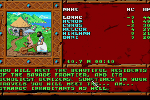 Treasures of the Savage Frontier - My Abandonware