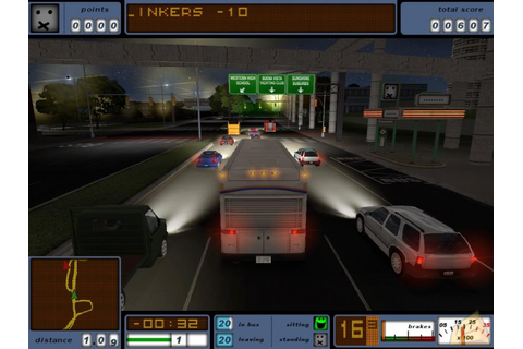 Bus Driver PC Game Free Download | Library of Game