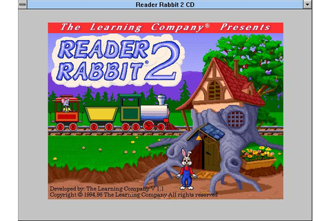 Reader Rabbit 2 Download (1993 Educational Game)