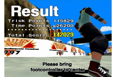 [NVSS] Top Skater Sega Skateboarding (Arcade) - YouTube