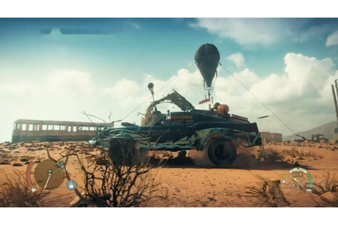 Mad Max Review - IGN