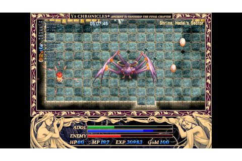 Ys II: Ancient Ys Vanished: The Final Chapter part 10 ...