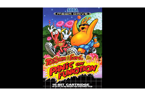 Toejam & Earl in Panic on Funkotron - Funk Down Under ...