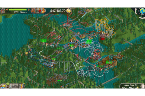 RollerCoaster Tycoon Classic - FREE DOWNLOAD CRACKED-GAMES.ORG