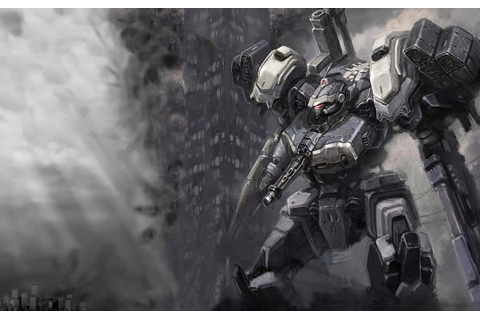 Armored Core PS4 - From Software Teases New Game In The ...
