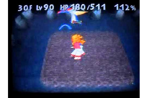 Chocobo Dungeon 2 (PS) Final & Secret Bosses - YouTube
