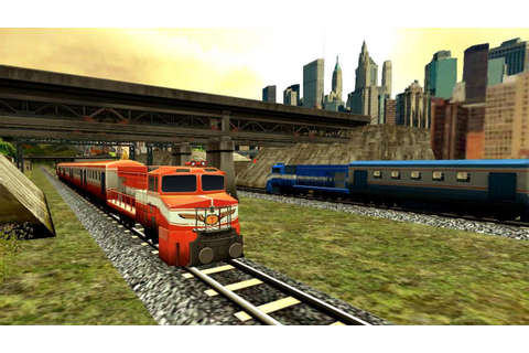 Train Racing Games 3D 2 Player - Android Gameplay HD - YouTube