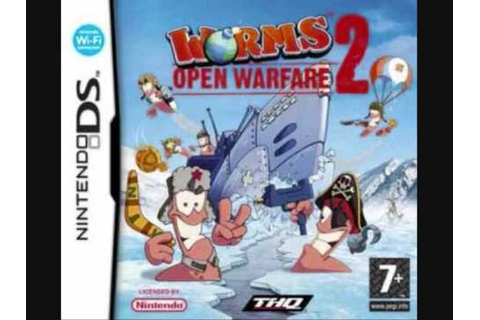 DryYoshi's Favorite Game Music #01: Worms Open Warfare 2 ...