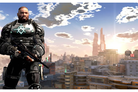 Crackdown (Video Game) - TV Tropes