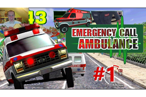 A RACE TO THE HOSPITAL | Emergency Call Ambulance #1 ...