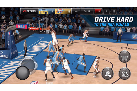 NBA LIVE Mobile Basketball - Android Apps on Google Play