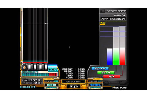 beatmania IIDX 19 Lincle - NNRT NORMAL - YouTube