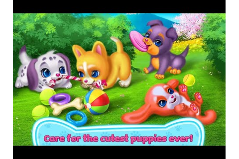 Puppy Love My Dream Pet Android İos Coco Free Game ...