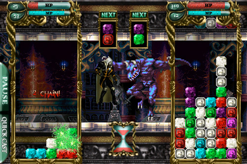 Castlevania Puzzle: Encore Of The Night Review: Alucard's ...
