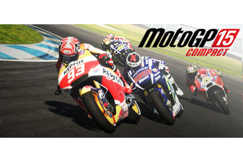 Save 75% on MotoGP™15 Compact on Steam