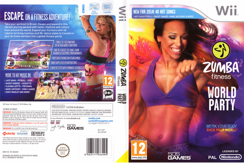 SZ3PGT - Zumba Fitness World Party