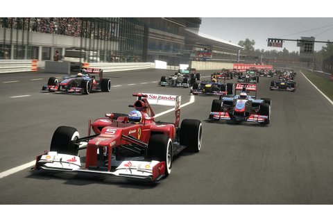 From Gran Trak to F1 2012: The evolution of Formula 1 ...