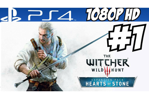 The Witcher 3: Hearts of Stone Gameplay Walkthrough Part 1 ...