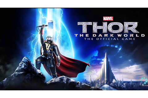 Thor The DarK World Official Game Mod Apk+Data Free ...