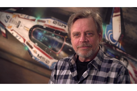 Star Citizen - Squadron 42׃ Entrevista con Mark Hamill (19 ...