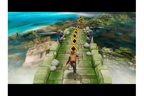 Temple Run 2 Game Online High score - YouTube