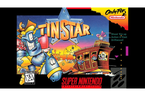Is Tin Star Worth Playing Today? - SNESdrunk - YouTube