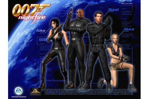 James Bond 007 Nightfire Download Free Full Game | Speed-New