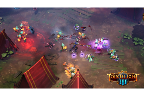 Torchlight Frontiers is now Torchlight III, and it's no ...