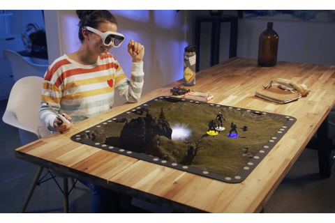 Tilt Five Aims to Bring Augmented Reality to Board Gaming