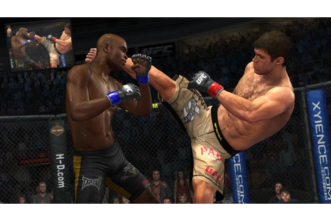 UFC 2009 Undisputed Review - Gaming Nexus