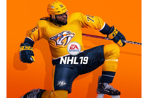 NHL 19 release date, cover athlete revealed at 2018 NHL ...