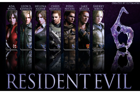 Free Download Resident Evil 6 ~ INDEX OF GAMES