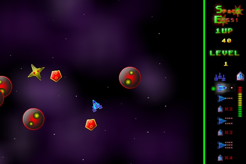 Space Eggs Game - Play Free Asteroid games - Games Loon