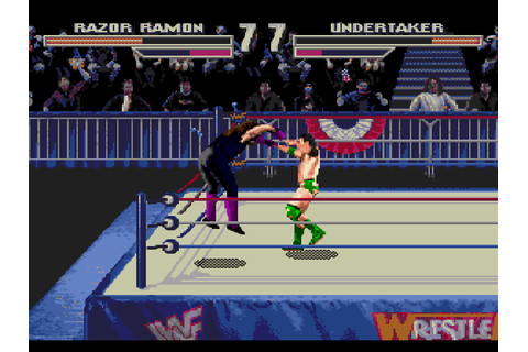 WWF Wrestlemania Arcade Game Download | GameFabrique