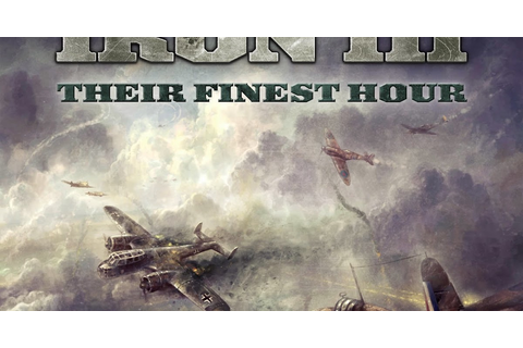 Hearts of Iron III: Their Finest Hour Free Download ...