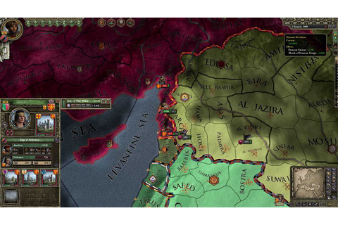 Crusader Kings II: Sword of Islam :: Game Database ...