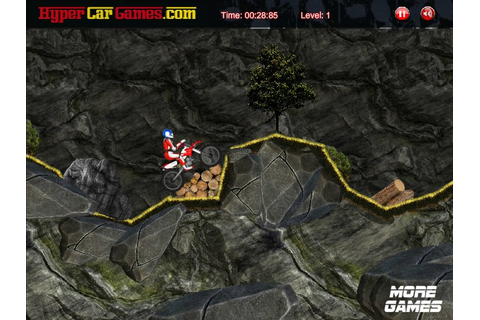 Motocross Madness - Funny Car Games