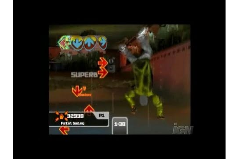 Flow: Urban Dance Uprising PlayStation 2 Trailer - - YouTube