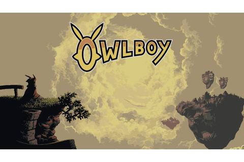 Owlboy Is A Platformer With Stunning Pixel Art And Flying ...