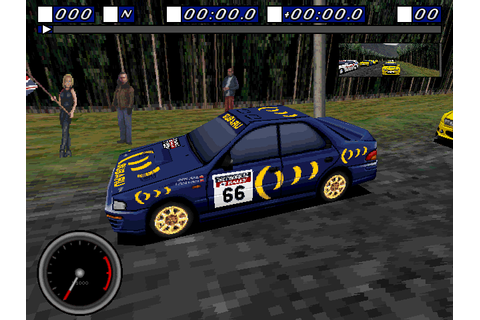 Download Network Q RAC Rally Championship | DOS Games Archive