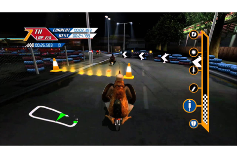 Video Games in 30 Seconds: Pocketbike Racer (Xbox 360 ...