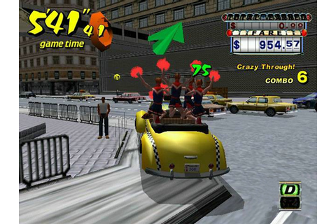 Crazy Taxi 2 | Retro Gamer