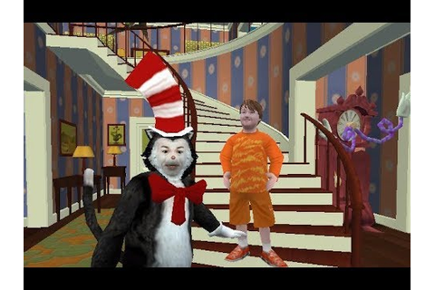 The Cat In The Hat Game All Cutscenes Walkthrough - YouTube